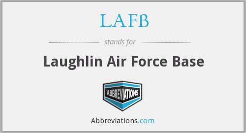 What does LAFB stand for?