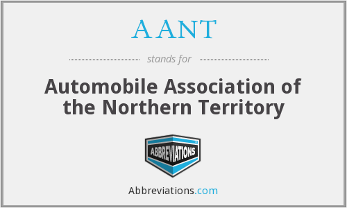 What does AANT stand for?
