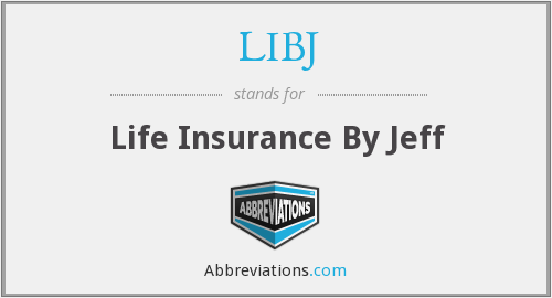 What does LIBJ stand for?