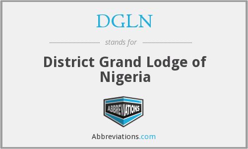 What does DGLN stand for?