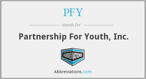 What does PFY stand for?