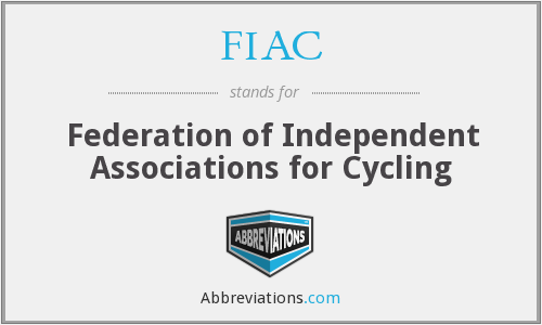 What does FIAC stand for?