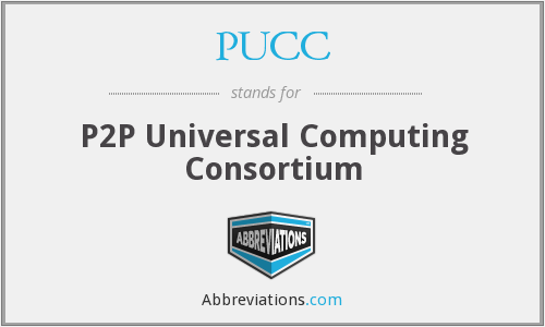 What does PUCC stand for?