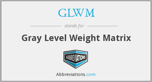 What does GLWM stand for?