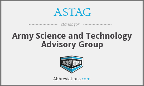 What does ASTAG stand for?