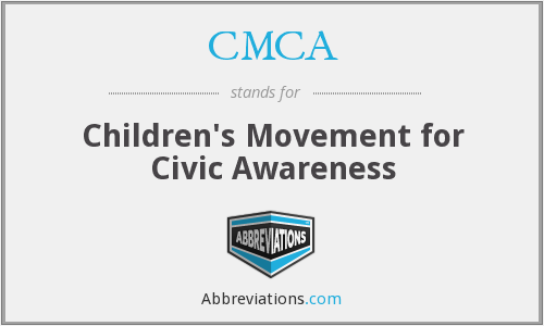What does CMCA stand for?