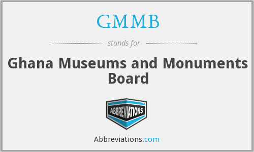 What does GMMB stand for?