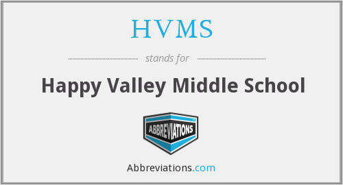 What does HVMS stand for?