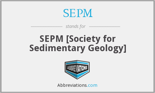 What does SEPM stand for?