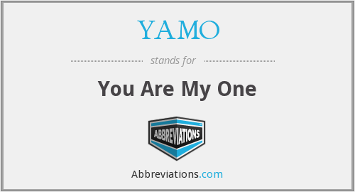 What does YAMO stand for?