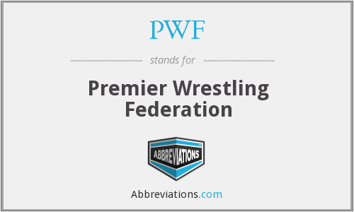 What does PWF stand for?