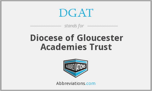 What does DGAT stand for?