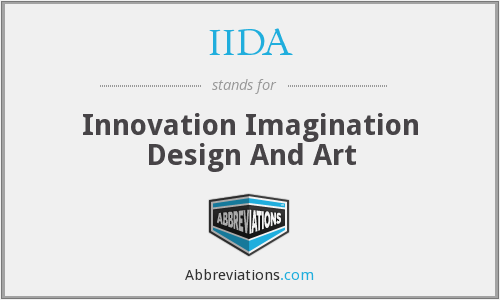 What does IIDA stand for?