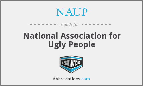What does NAUP stand for?