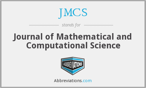 What does JMCS stand for?