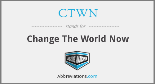 What does CTWN stand for?