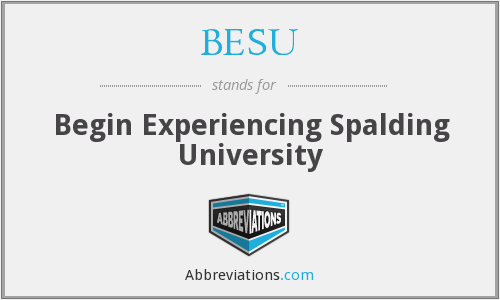 What does BESU stand for?
