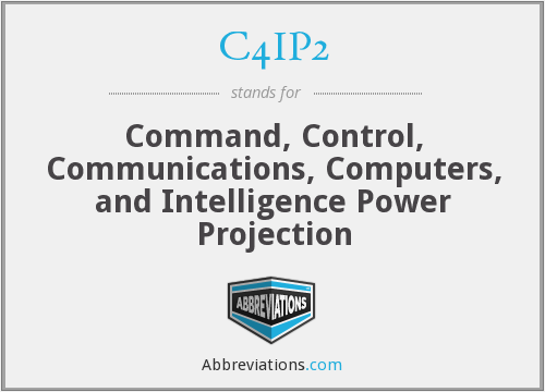 What does C4IP2 stand for?