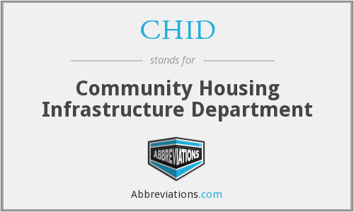 What does CHID stand for?