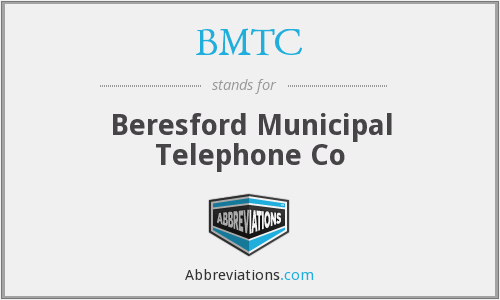 What does BMTC stand for?
