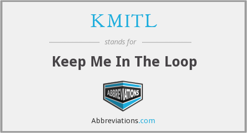 What does KMITL stand for?