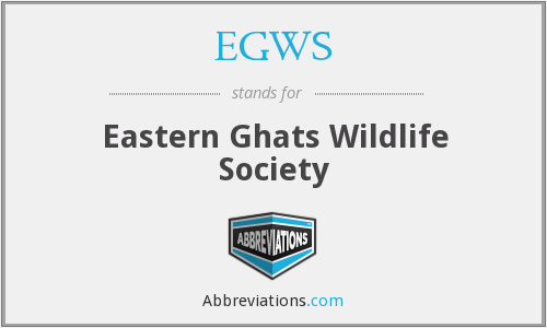What does EGWS stand for?