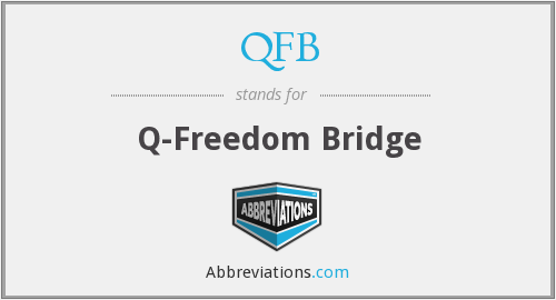 What does QFB stand for?