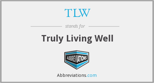 What does TLW stand for?