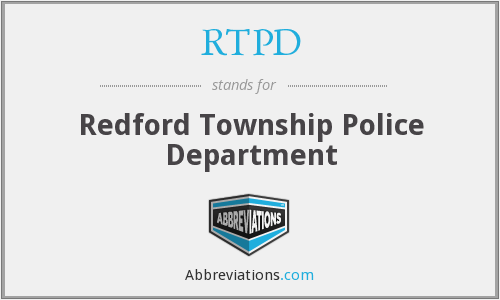 What does RTPD stand for?