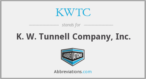 What does KWTC stand for?