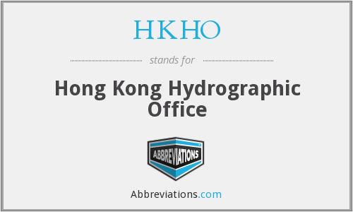 What does HKHO stand for?