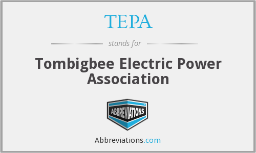 What does TEPA stand for?