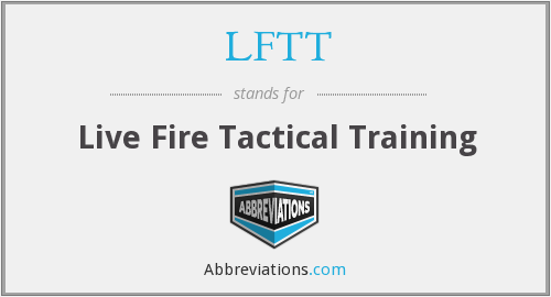 What does LFTT stand for?