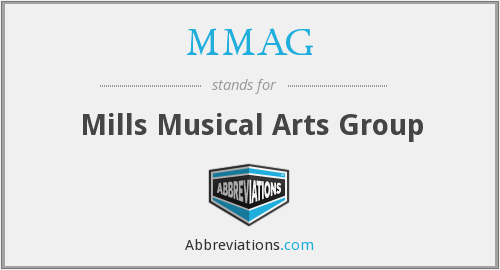 What does MMAG stand for?
