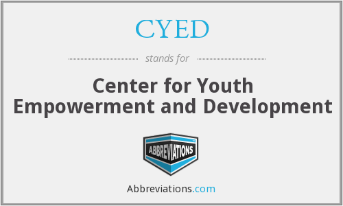 What does CYED stand for?