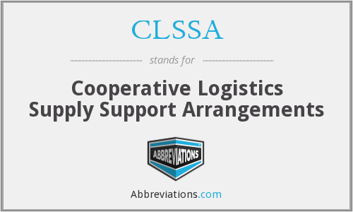 What does CLSSA stand for?