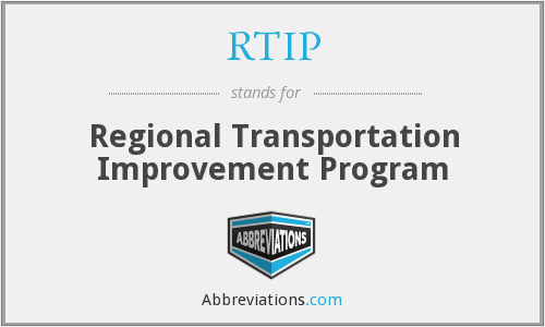 What does RTIP stand for?