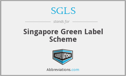 What does SGLS stand for?