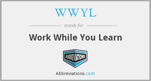 What does WWYL stand for?