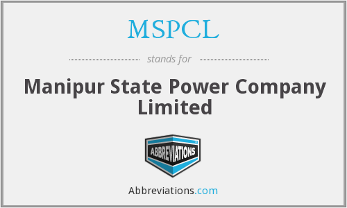 What does MSPCL stand for?