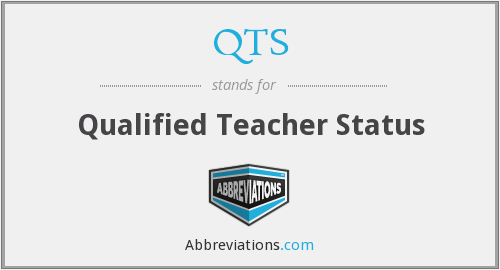 What does QTS stand for?