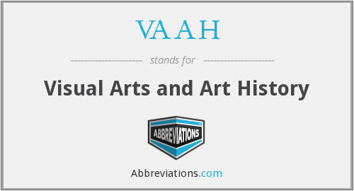 What does VAAH stand for?