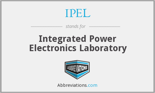 What does IPEL stand for?