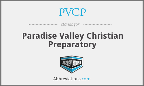 What does PVCP stand for?