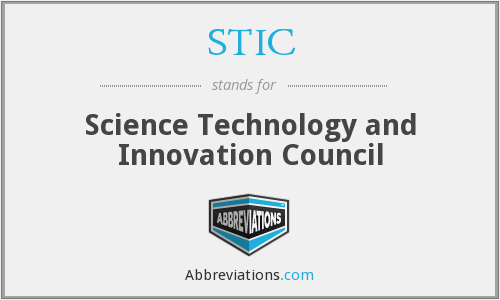 What does STIC stand for?