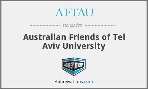 What does AFTAU stand for?
