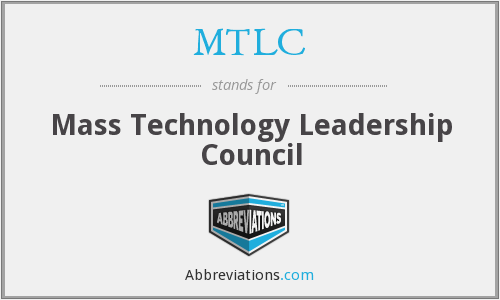 What does MTLC stand for?