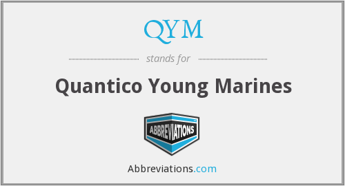 What does QYM stand for?