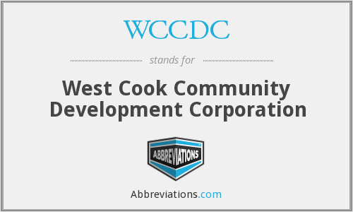 What does WCCDC stand for?