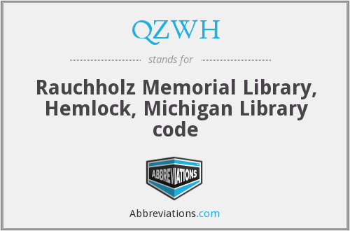 What does QZWH stand for?